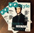 Exclusive New: GQ Style Magazine Covers Daniel Radcliffe (Fb.com/DanielJacobRadcliffeFanClub) - daniel-radcliffe photo