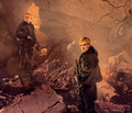 'Fallen Snow' Banner | Mockingjay - Part 2 - the-hunger-games photo