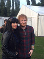 Fusion Festival - Backstage - ed-sheeran photo
