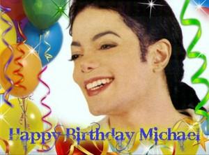 ✿ HAPPY BIRTHDAY MICHAEL ✿
