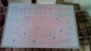 ★Happy Birthday Sini★