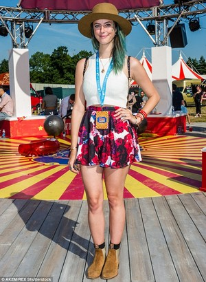 Kaya at V Festival