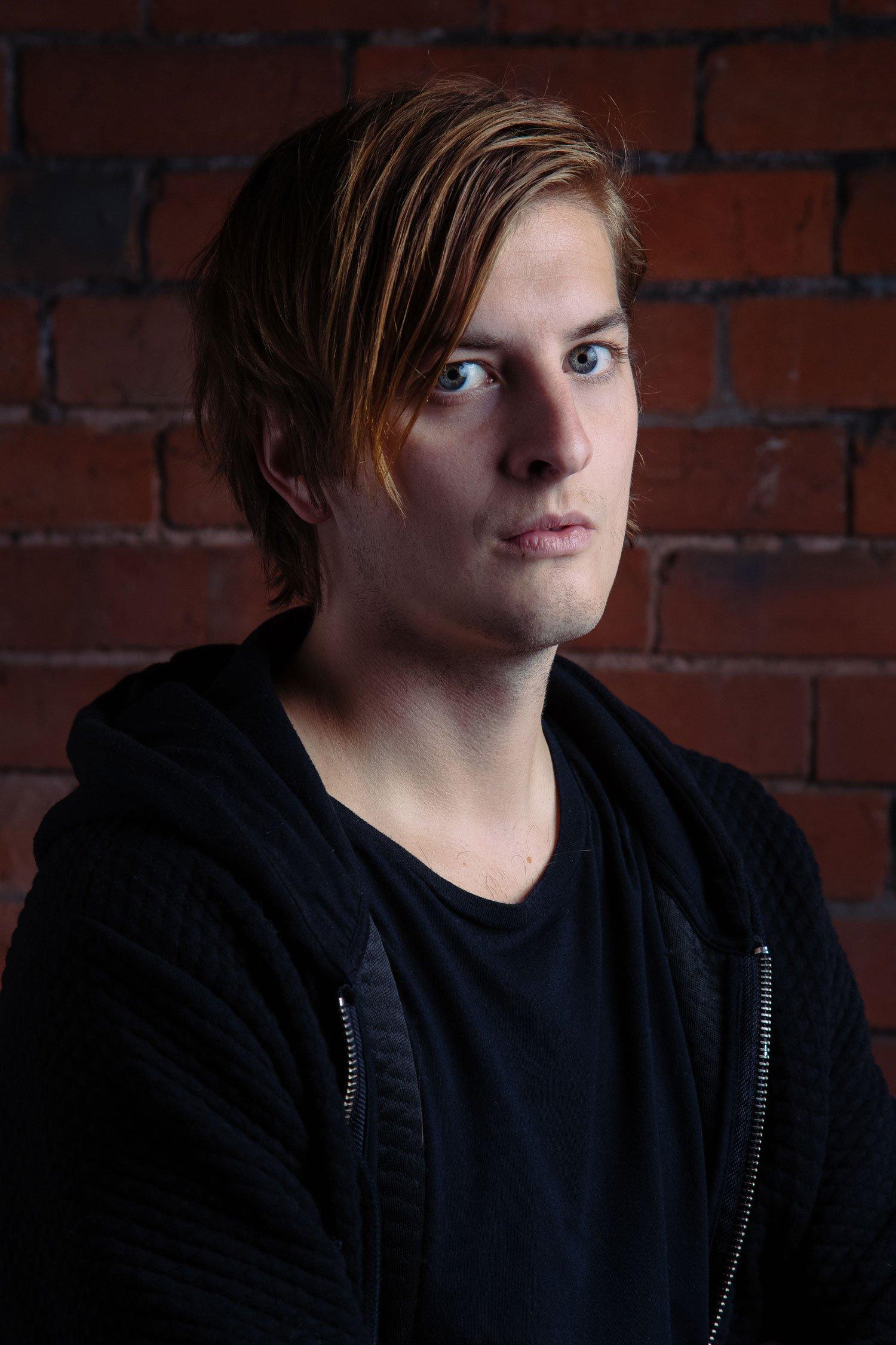 Matt Kean Upset Magazine Portrait