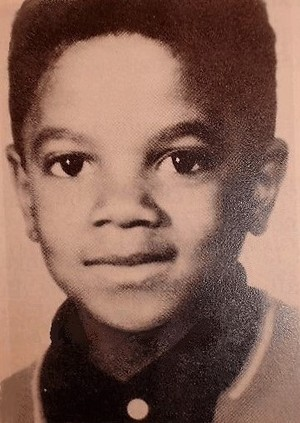 ♡ Michael's saat grade pic - 7 years old ♡