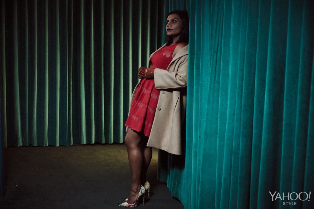 The Mindy Project  Mindy Kaling On Being A South Asian Showrunner