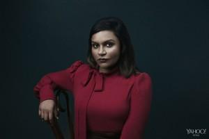 Mindy Kaling - Yahoo Style Photoshoot - 2015