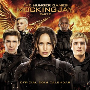 Mockingjay 2016 Calendar
