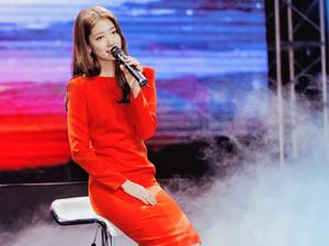 Park Shin Hye 'Dream of Angel' fanmeet in Chengdu, China.