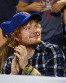 Phillies v Mets match  - ed-sheeran photo