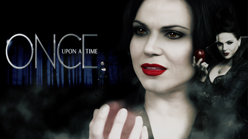 Once Upon A Time wallpaper entitled     Regina The Evil Queen
