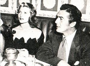 Rita and Victor Mathure
