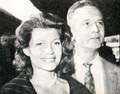 Rita and her husband - rita-hayworth photo