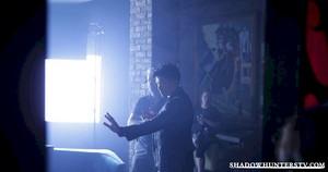 'Shadowhunters' behind the scenes