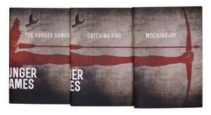 """""""The Hunger Games"""" buku"""