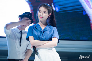 150731 IU at Hite Jinro Beach Concert