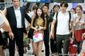 150829 IU Arriving Shanghai - iu photo