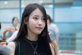 150830 IU at Incheon Airport back from Shanghai - iu photo