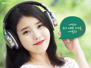 150903 IU for Sony Korea (소니코리아) Sony Korea ফেসবুক update
