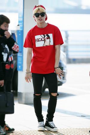 150904 Incheon Airport © 살구나무