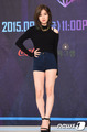 150908 Yezi @ Unpretty Rapstar 2 Press Conference