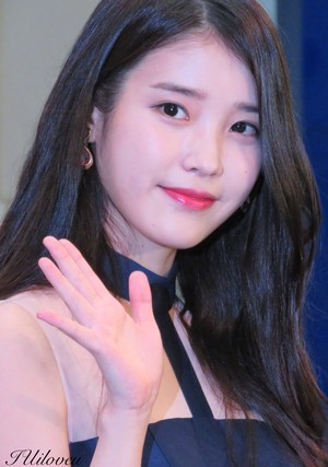 150912 IU at IandU in Hong Kong Press Conference