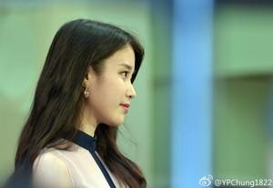 150912 ইউ at IandU in Hong Kong Press Conference