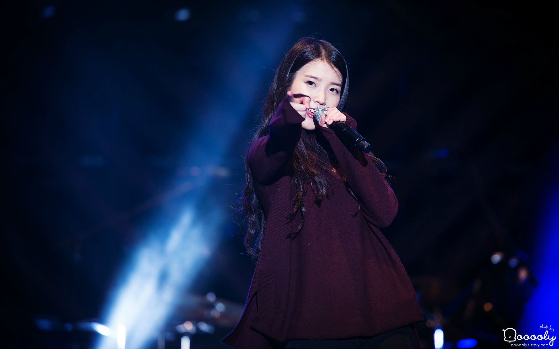 150919 Melody Forest Camp - IU  1920x1200