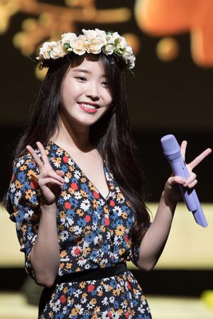 150920 IU(アイユー) 7th Debut Anniversary Fanmeeting