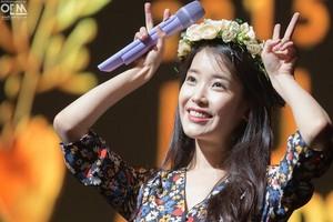 150920 IU 7th Debut Anniversary Fanmeeting