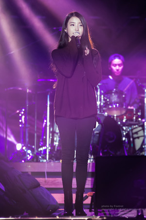 150919 IU at Melody Forest Camp