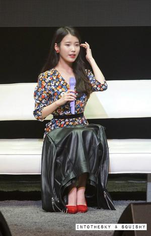 150920 李知恩 7th Debut Anniversary Fanmeeting
