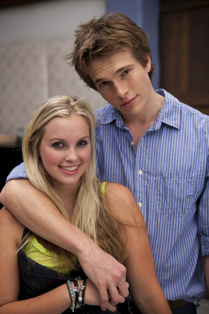 1x14 - Turning Pointes - Kat and Lucas