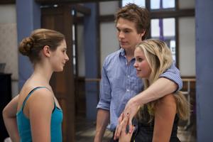 1x14 - Turning Pointes - Tara, Kat and Lucas