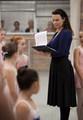 1x18 - Betty Bunheads - Scout and Miss Raine - dance-academy photo