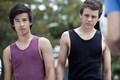 1x19 - Fairest and Best - Christian and Sammy - dance-academy photo