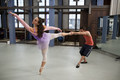 1x21 - Fear of Missing Out - Abigail and Sammy - dance-academy photo