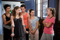 1x21 - Fear of Missing Out - Christian, Tara, Sammy Abigail and Kat - dance-academy photo