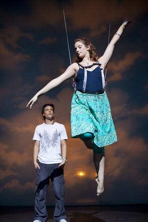 1x22 - Flight or Fight Response - Ethan and Tara