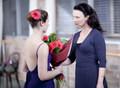 1x23 - Best Friends Forever - Tara and Miss Raine - dance-academy photo