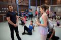 1x24 - Heatwave - Sebastian and Tara - dance-academy photo