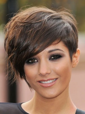 2014 2015 Womens Short Haircuts For Oval Faces