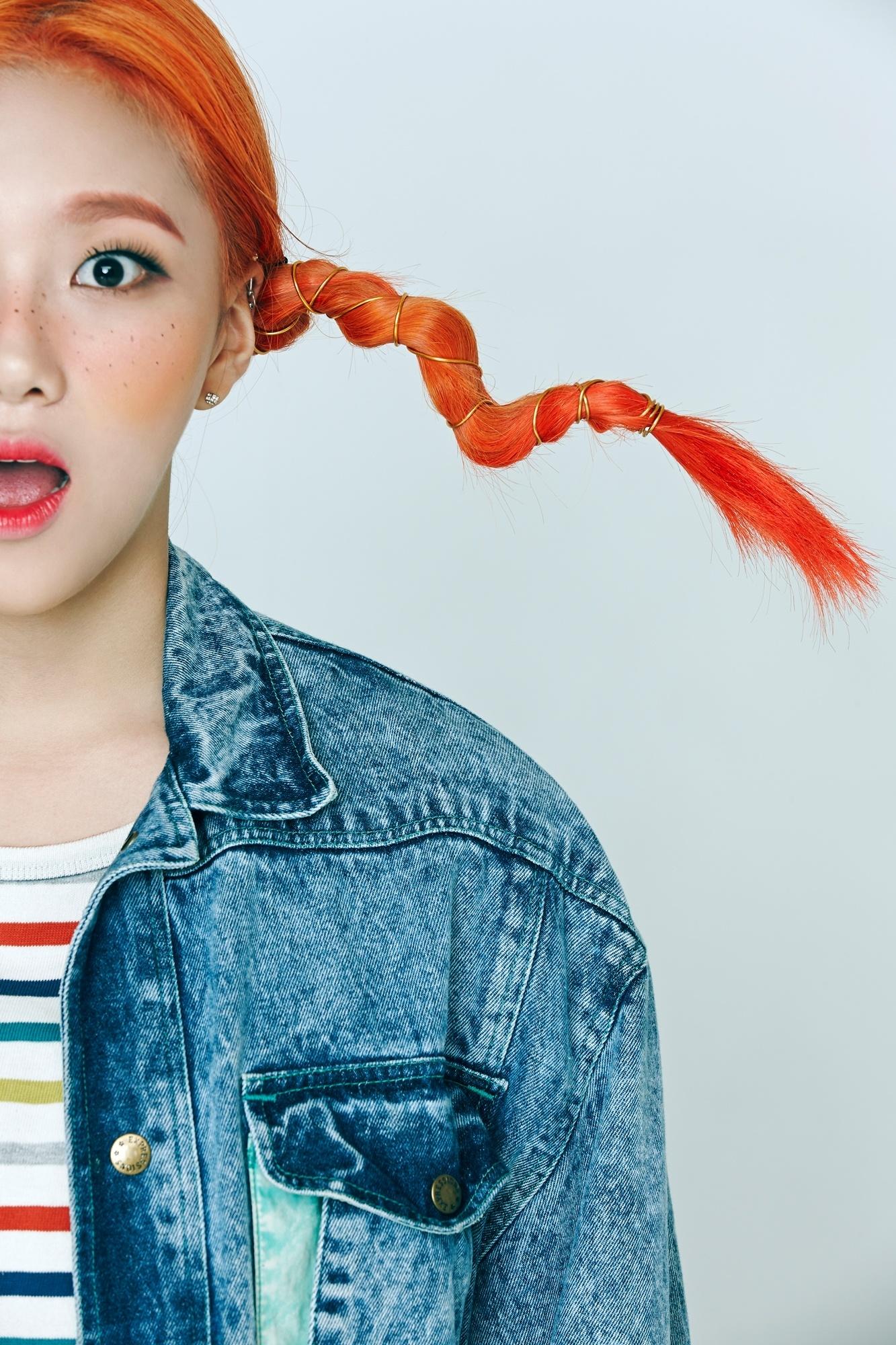 """2EYES Daeun """"Pippi"""" official concept photo - 2EYES Photo ..."""