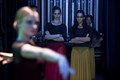 2x01 - In the Middle, Somewhat Elevated - Tara and Abigail - dance-academy photo