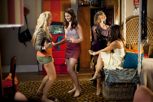 2x09 - The Break - Kat, Tara, Grace and Abigail