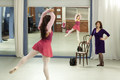 2x20 - Tick, Question Mark, Cross - Anthea and Abigail - dance-academy photo