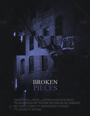 5sos songs as movie posters