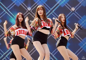 9Muses on stage