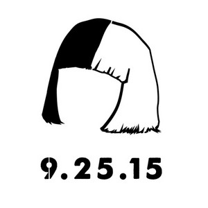 A teaser from Sia (9.25.15)