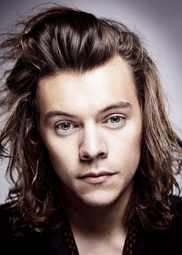 Harry Styles wallpaper containing a portrait called Action/1D