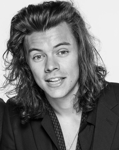 Harry Styles wallpaper probably with a business suit, a well dressed person, and a portrait called Action/1D